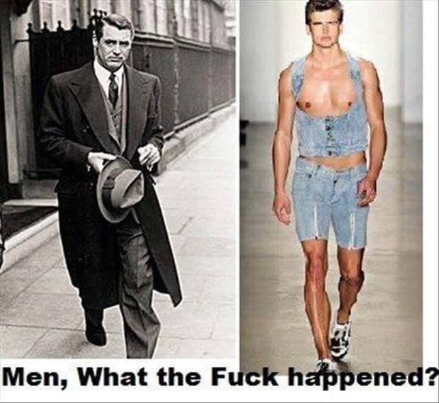 Men WTF