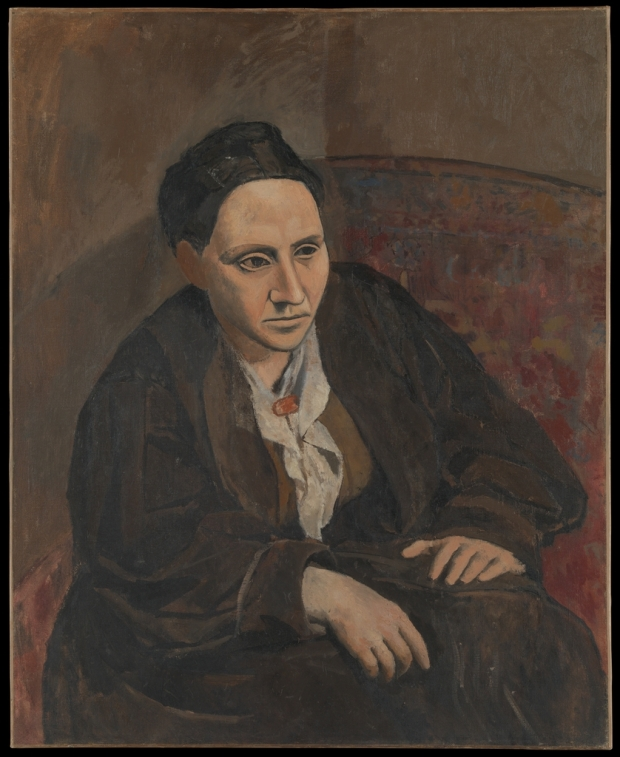 gertrude-stein-by-picasso