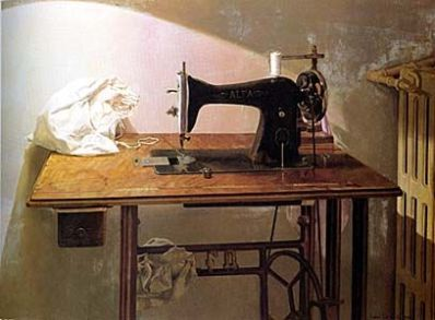Isabel Quintanilla Sewing Machine